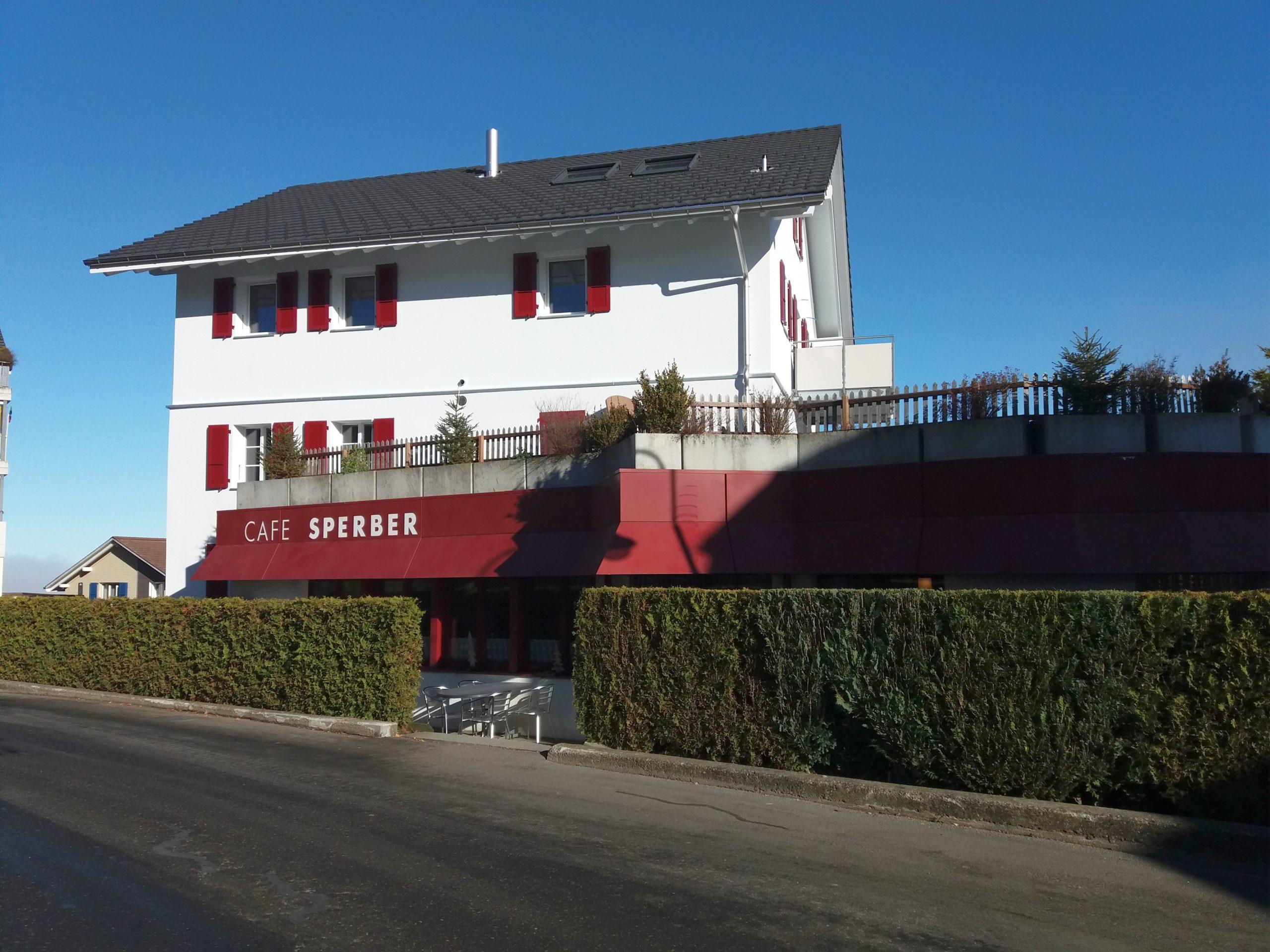 Café / Restaurant zu vermieten (Menzberg)