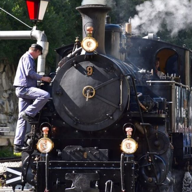 Fahrtag Emmentalbahn