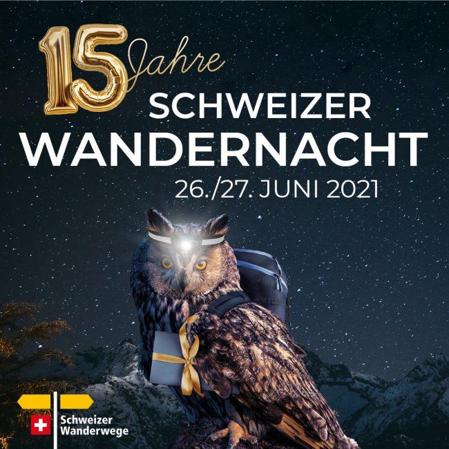 Wandernacht in Marbach