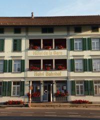 Restaurant Hotel Bahnhof Huttwil